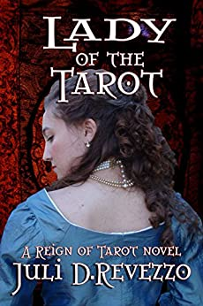 Lady  of the Tarot (Reign of Tarot Book 2) by [Revezzo, Juli D.]