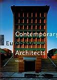Contemporary European Architects, Wolfgang Amsoneit, 3822897531