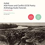 AQA Power and Conflict GCSE Poetry Anthology Audio Tutorials | Rebecca Kleanthous