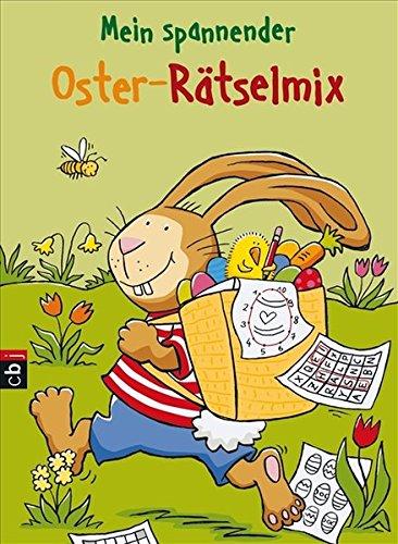 Mein spannender Oster-Rätselmix
