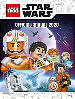 Lego Games 2020.Lego Star Wars Official Annual 2020 Annual Lego S W