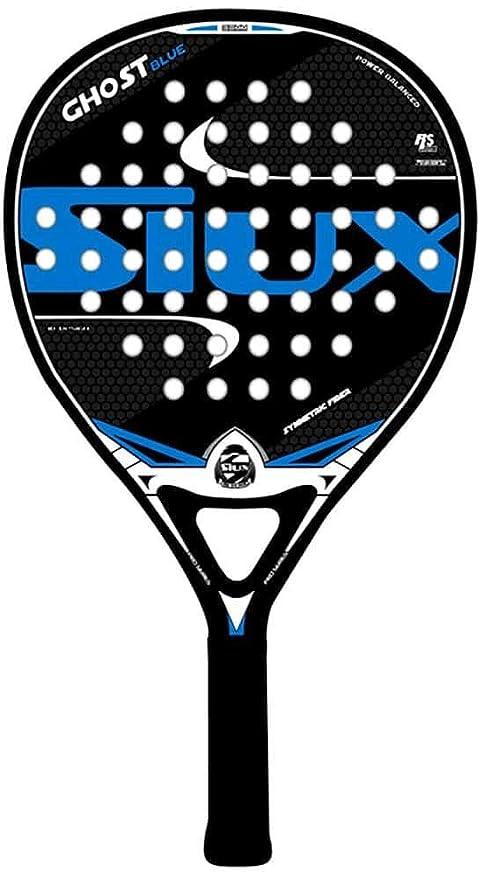 Siux Pala Padel Ghost Blue: Amazon.es: Deportes y aire libre