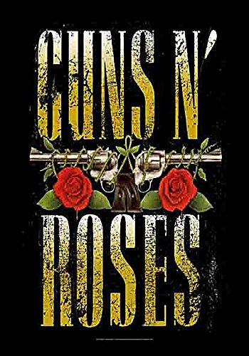 Guns N' Roses Big Guns large fabric poster / flag 44
