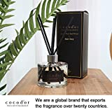 Cocod'or Black Reed Diffuser/Floral