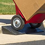 Rage Powersports DH-UP-4 Heavy Duty 5 Ton Curb Ramp Straight ,1 Pack