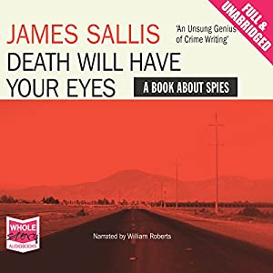 Death Will Have Your Eyes Audiobook