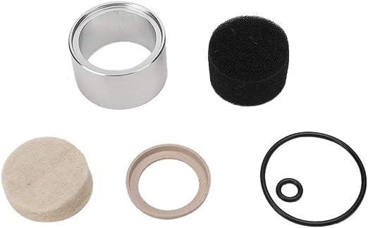 kit di riparazione della guarnizione del rivestimento del pistone del compressore daria adatto per Discovery MK3//MK4 X8R0044 Kit di riparazione del compressore daria