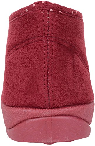con de interior roja interior de Zapatillas zapatillas viscoelástica Lightfoot mujer para mujer Dr de espuma plantilla Tv7ZpZBy