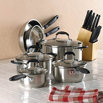 Full-Fledged Deluxe Cookware Collection