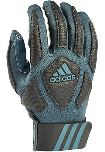 - adidas Scorch Destroy 2 Youth Scorch Destroy 2 Lineman Gloves Youth, Black, Small