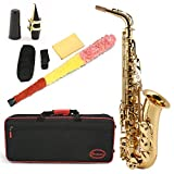 Conductor Alto Saxophone - Series II, with Deluxe Sax Case and Accessories