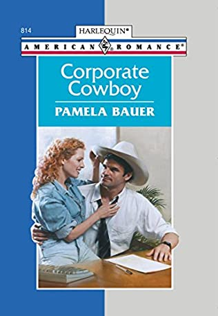 book cover of Corporate Cowboy