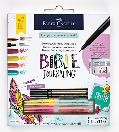 Faber Castell Bible Journaling Kit