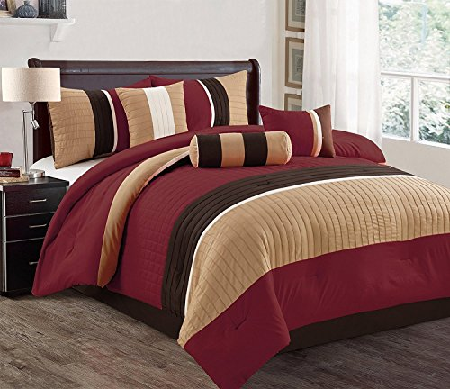 Cheap California King Bedding In A Bag - 5