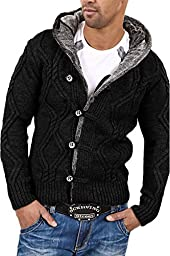Carisma Men\'s sweater 7013 M black