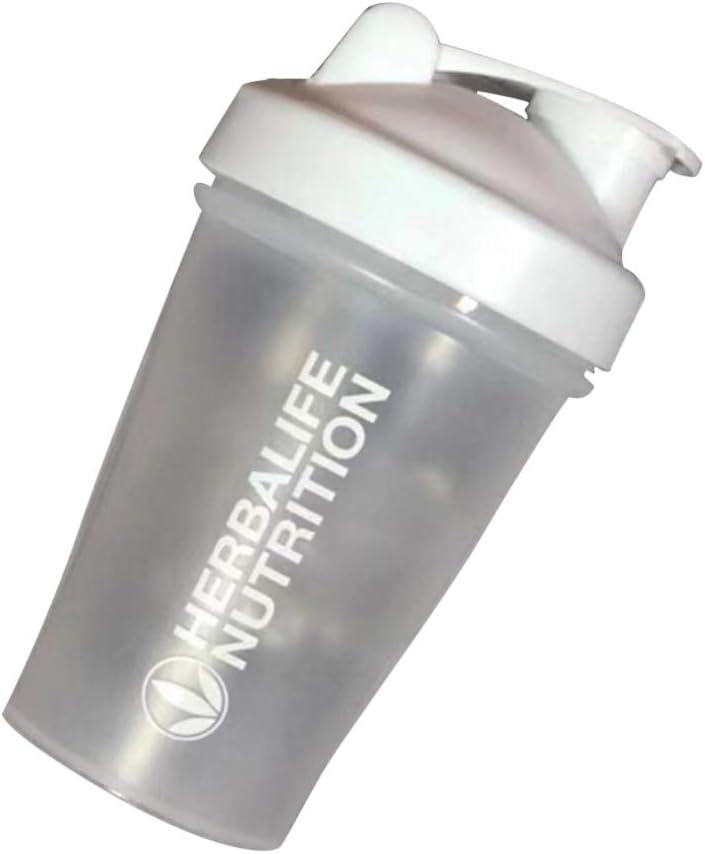 BonTime - Taza de coctelera de proteína con Compartimentos de ...