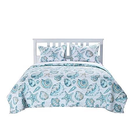 51lQEVzST9L._SS450_ Seashell Bedding and Comforter Sets