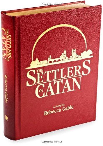 The Settlers of Catan [LIMITED DELUXE EDITION]: Amazon.es: Gable, Rebecca, Chadeayne, Lee: Libros en idiomas extranjeros