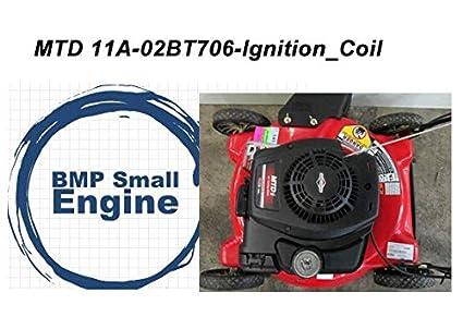 amazon com bmotorparts ignition coil module for 125cc 20\