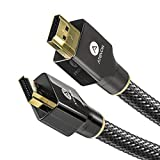 Best 4k Hdmi Cables - HDMI Cable (6ft, Zinc-Alloy Shell, Heavy Duty) Atevon Review