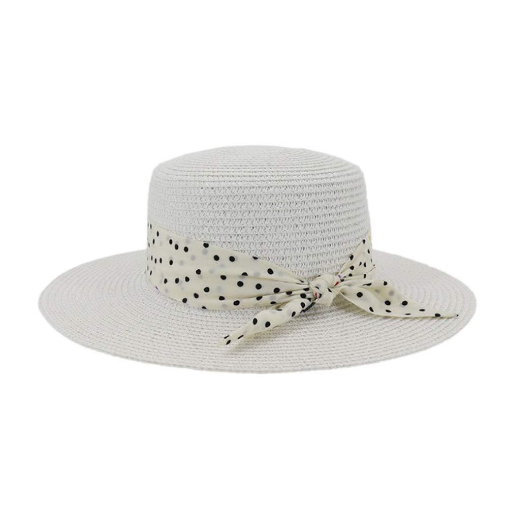 zlhcich Sombrero de Playa Moda Sombrero de Playa Moda Sol Summer ...