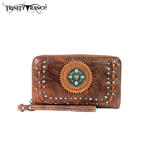 tr21-w003-montana-west-trinity-ranch-tooled-wallet