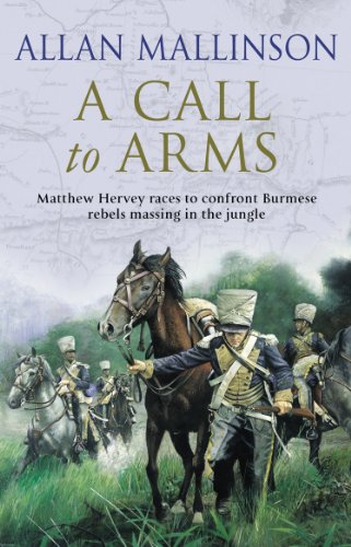 A Call to Arms (Matthew Hervey, Book 4)
