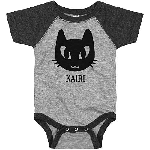 Baby Kairi Black Cat Halloween Costume: Infant Vintage