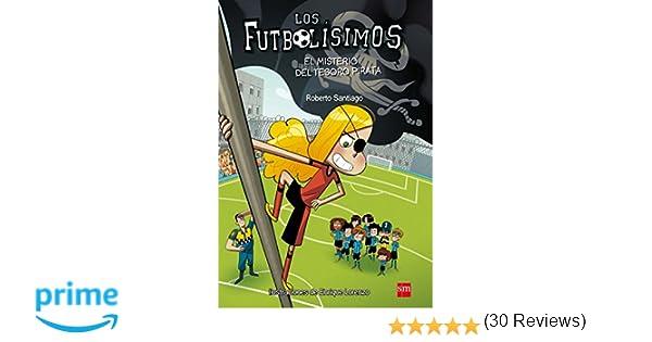 Los Futbolísimos.El misterio del tesoro pirata: 10: Amazon.es ...