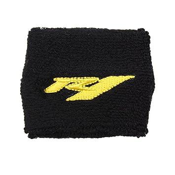 Depósito de embrague Yamaha R1 - Funda calcetín disponible en Negro/Azul, Negro/Rojo y Negro/Gray. Fits YZF-R1, R1: Amazon.es: Coche y moto
