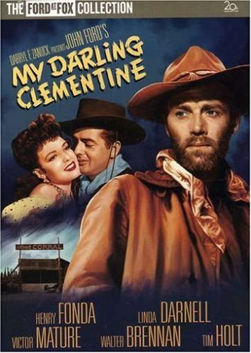 Image result for my darling clementine 1946