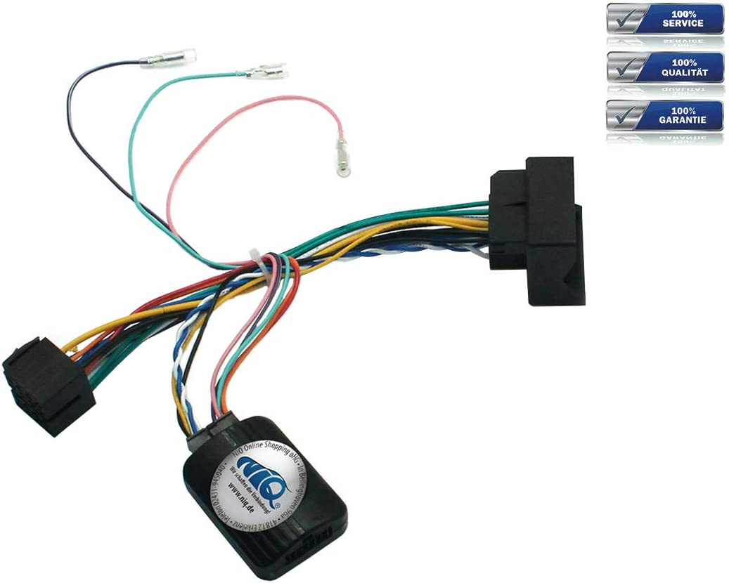 Niq Can Bus Adapter Geeignet Für Peugeot 207 208 Elektronik