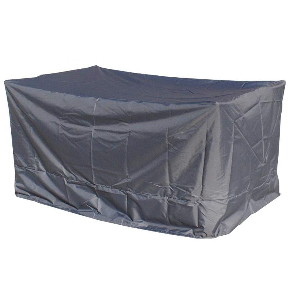 HAIPENG ターポリンタープ 防塵 カバー ソファ 椅子 庭園 家具 雨 抗UV 防水 パティオ ラタン、 カスタマイズされた (色 : シルバー しるば゜, サイズ さいず : 170x100x70cm) 170x100x70cm シルバー しるば゜ B07HX8ZRTC
