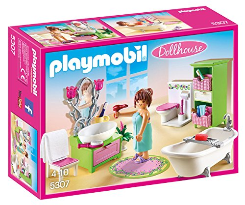 PLAYMOBIL® Vintage Bathroom