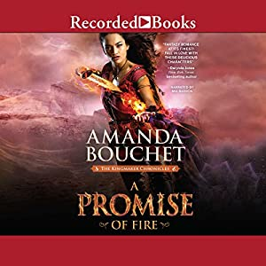 A Promise of Fire Audiobook