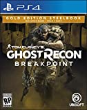 Tom Clancy's Ghost Recon Breakpoint Steelbook Gold Edition - PlayStation 4