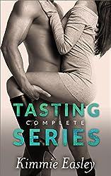 Tasting Series Boxed Set (Books 1-4)
