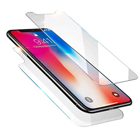 coque avant iphone x