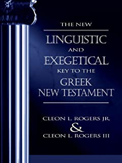 The biblical greek companion for bible software users grammatical new linguistic and exegetical key to the greek new testament the fandeluxe Choice Image