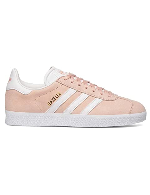 Adidas Zapatillas Mujer BB5472 Gazelle Rosa: Amazon.es: Zapatos y complementos
