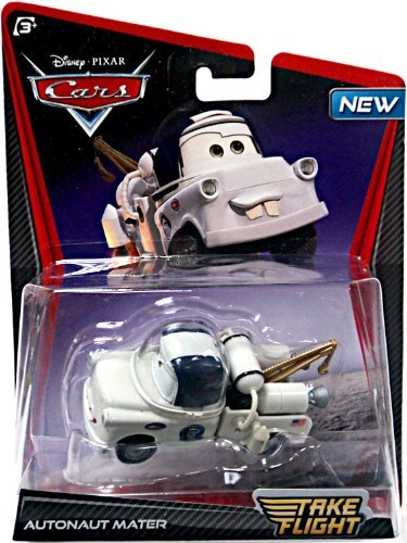 MISSING Disney / Pixar CARS TOON 155 Die Cast Car Take Flight Autonaut Mater