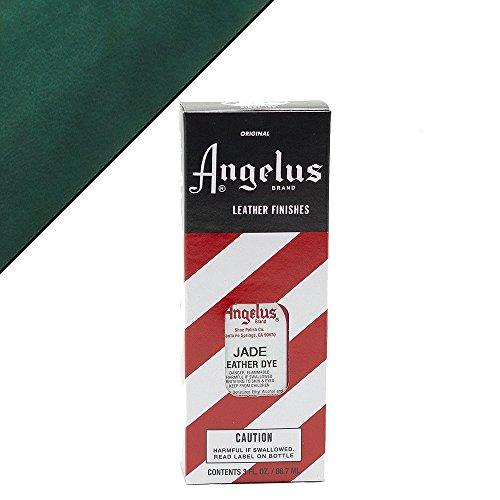 Angelus Leather Dye Jade