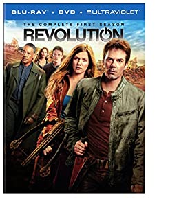 Cover Image for 'Revolution: The Complete First Season'
