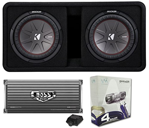12in subwoofer and amp package - 9