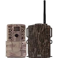 Moultrie A30i 12MP 60 HD Video NoGlow IR Game Trail Camera + Mobile Field Modem