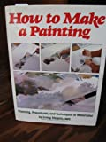 How to Make a Painting, Irving Shapiro, 0823024547