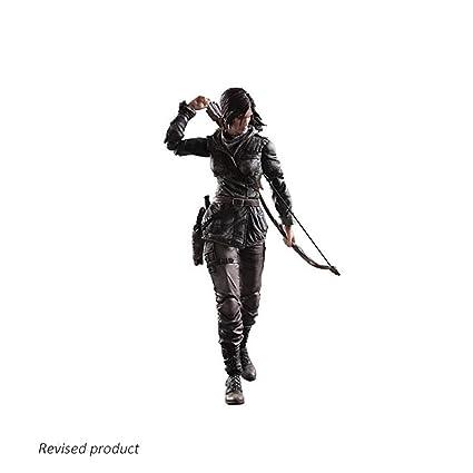 Tomb Raider Action Figure Lara Croft Movie Rise of The Tomb Raider Model PVC Toy