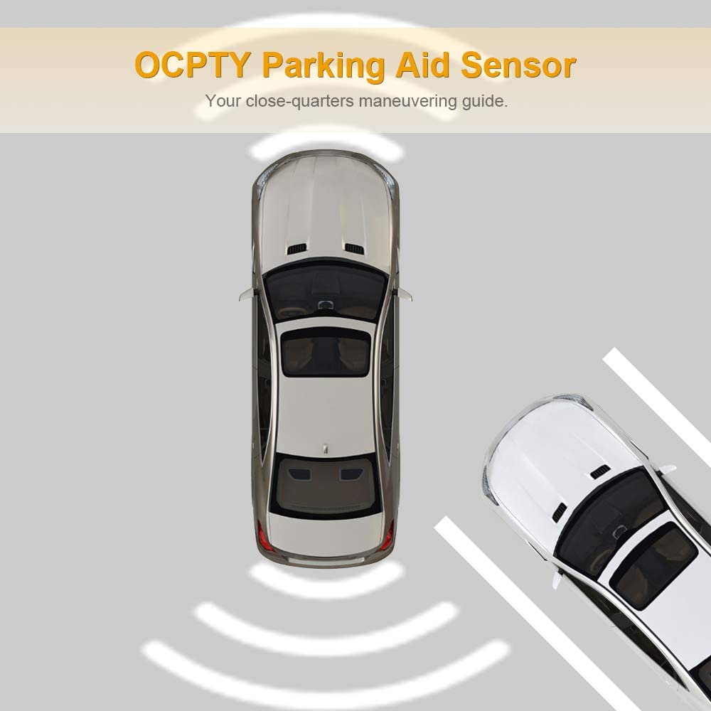 OCPTY Bumper Backup Sensor Parking Assist Sensor OEM Reverse Bumper Sensor 89341-33210 fit for 2012 2013 2014 2015 Toyota Camry,2013 2014 Toyota Land Cruiser