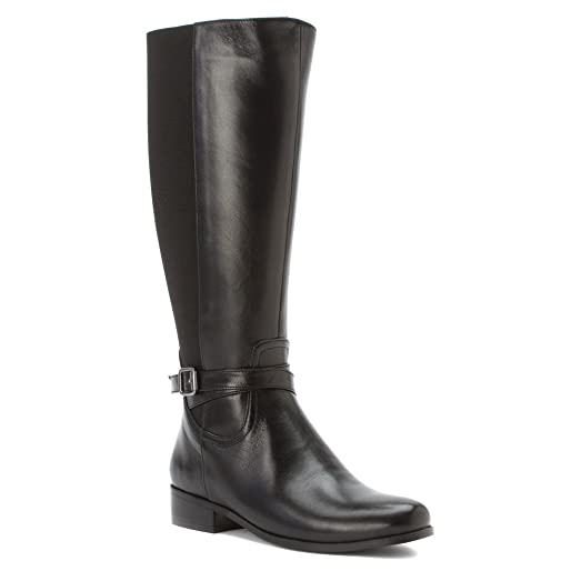 Womens Boots Vaneli Renate Black Nappa