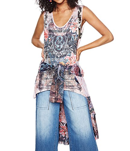 DESIGUAL TS A LITTLE RESPECT - XL